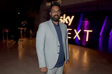 LONDON, ENGLAND - FEBRUARY 12: Romesh Ranganathan attends the Sky TV, Up Next Event at Tate Modern on February 12, 2020 in London, England. Up Next is Skys inaugural showcase event to promote the quality and range of programming that will be on air in 2020, to an audience of 250+ industry experts and media. (Photo by David M. Benett/Dave Benett/Getty Images for Sky)