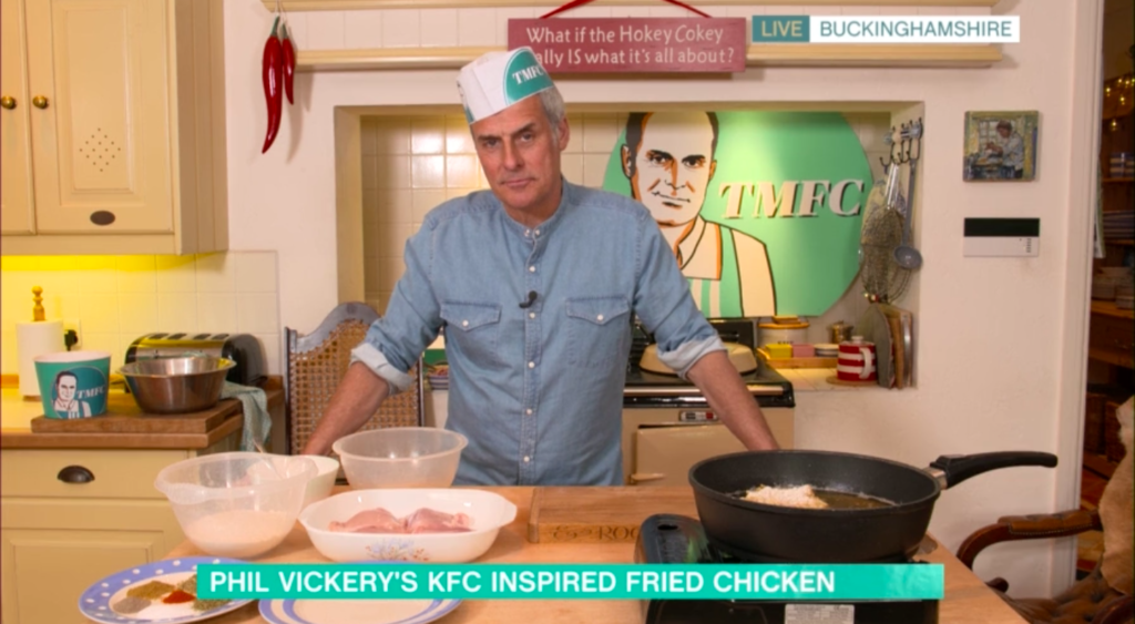 How to make This Morning's KFC recipe: Phil Vickery's take ...
