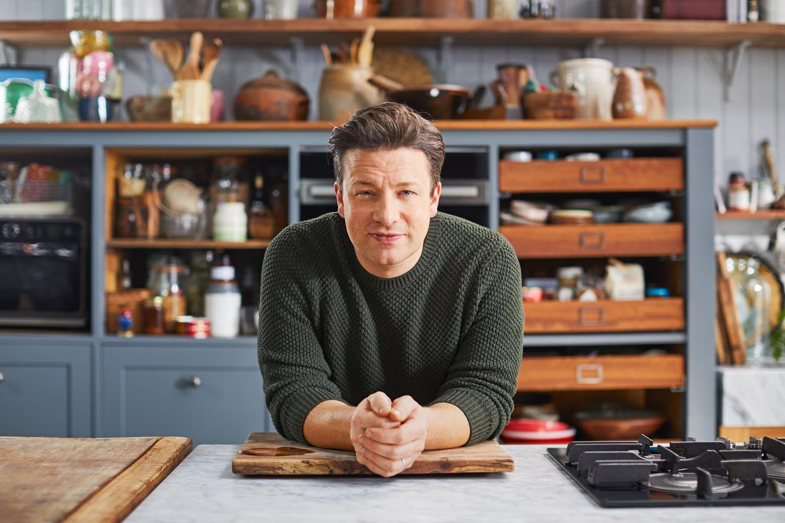 Make Jamie Oliver S Rosé Pesto Prawn Pasta Quick And Easy Recipes On Channel 4