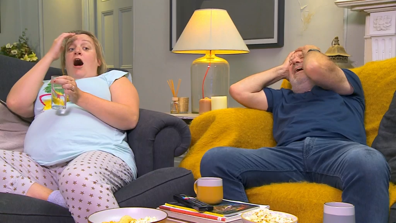 Celebrity Gogglebox Who Is Paul He Appears Next To Daisy Cooper Daisy's father who created alan and a whole host of other monsters. celebrity gogglebox who is paul he