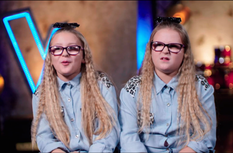 the voice twins