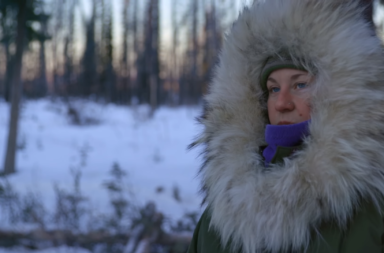 Ashley Selden on The Last Alaskans