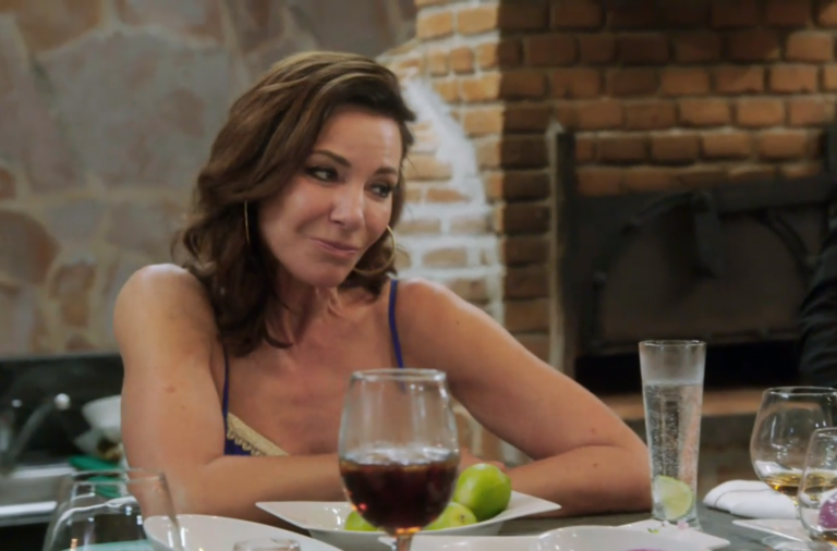 Luann on RHONY
