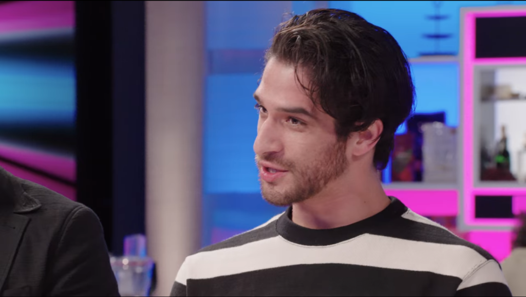 Who is guest judge Tyler Posey on Sugar Rush? Viewers amazed at his cupcake-eating skills!