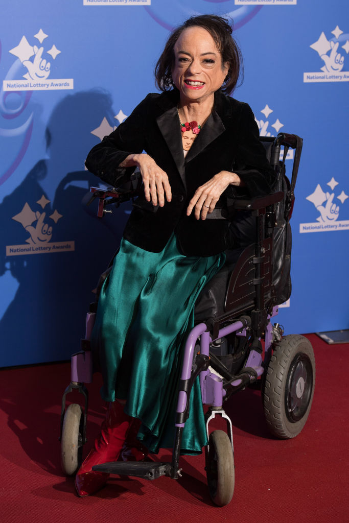 National Lottery Awards 2018 - Red Carpet Arrivals