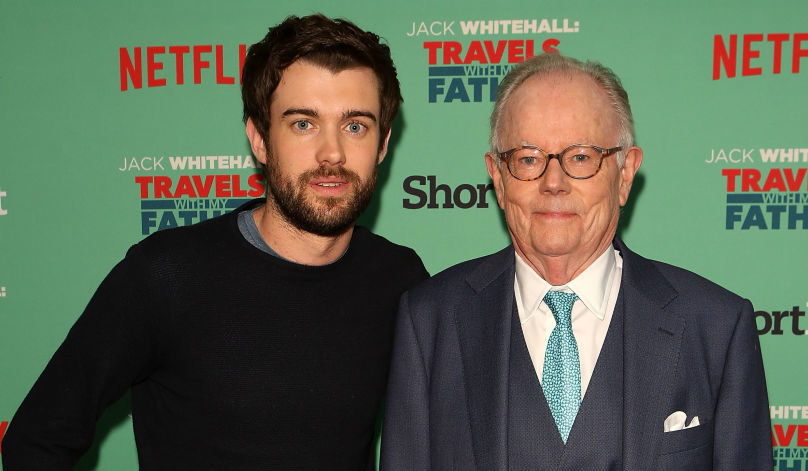 'Jack Whitehall: Travels with My Father' - Photocall