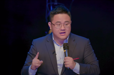 Screenshot of Youtube Video 'Dr Jason Leong : Hashtag Blessed Netflix Trailer' (https://www.youtube.com/watch?v=kOg7FEOivqk)