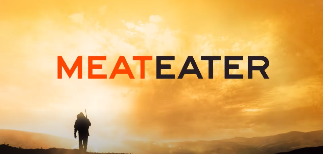 'MeatEater'. Screenshot from Youtube Video 'MeatEater Season 9 | Official Trailer | Netflix' (https://www.youtube.com/watch?v=AN0-KpzJ_fU)