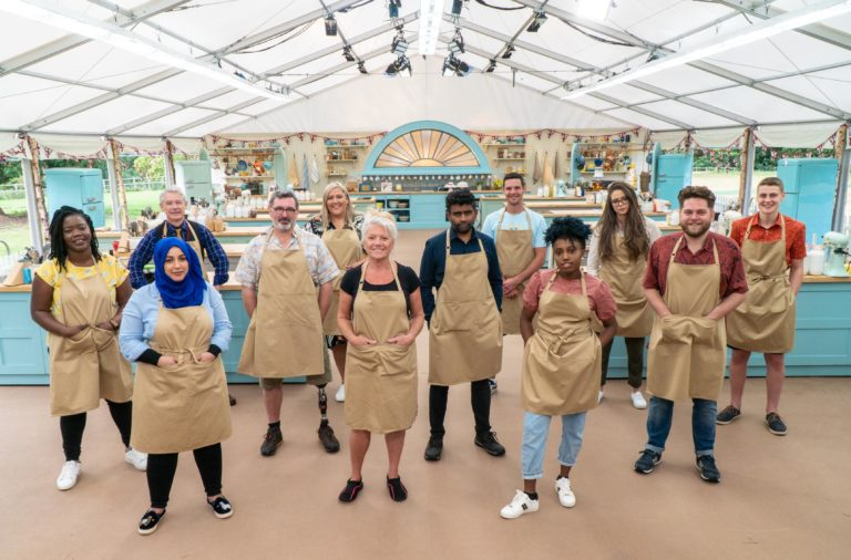 the great british bake off 2020