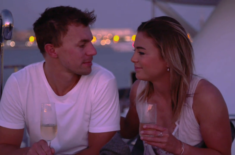 Tom and Malia Below Deck Med