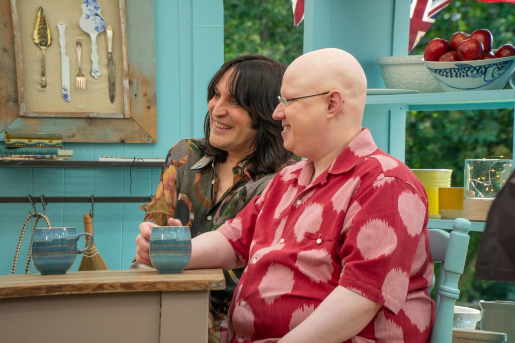 Does Matt Lucas have alopecia? Here is why the Great ...