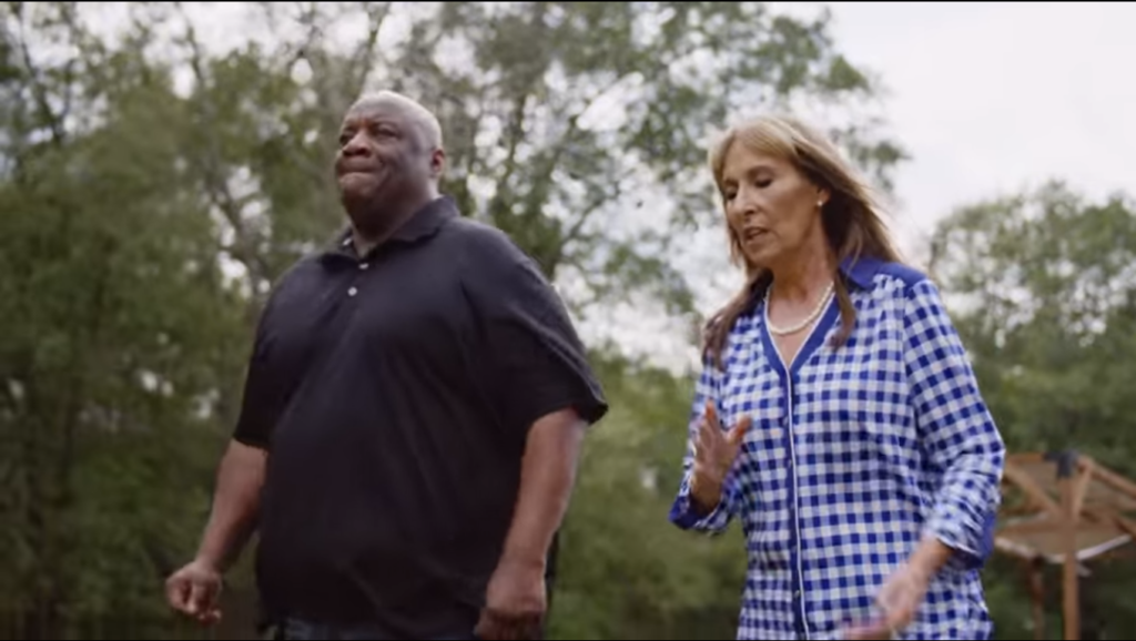 Melissa and Kevin on The American Barbecue Showdown