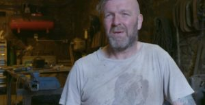 Get to know Kev Paxton: Money for Nothing's talented blacksmith