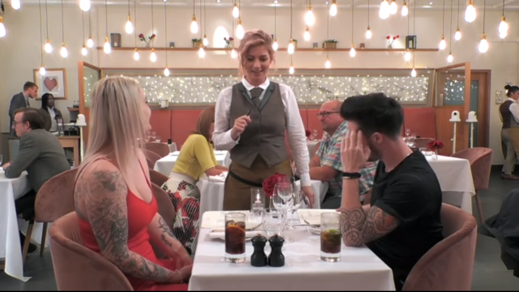 jess and aaron first dates