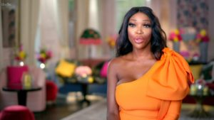RHOCH: Which restaurant does Lystra Adams invest in?