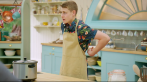 Which university does Peter Sawkins attend? Bake Off winner's background explored