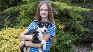 BBC: 12 Puppies and Us pay tribute to Meg – a look back at the border collie's life!