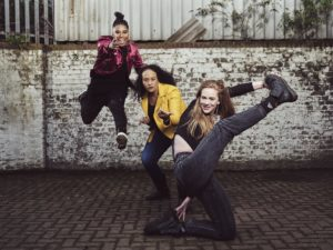 Channel 4: Meet the Dance Around The World cast – Suzette, Kym and Maren!
