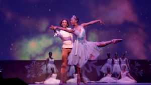 Netflix: Meet the Dance Dreams: Hot Chocolate Nutcracker cast – Debbie, Destiny and Jalyn!