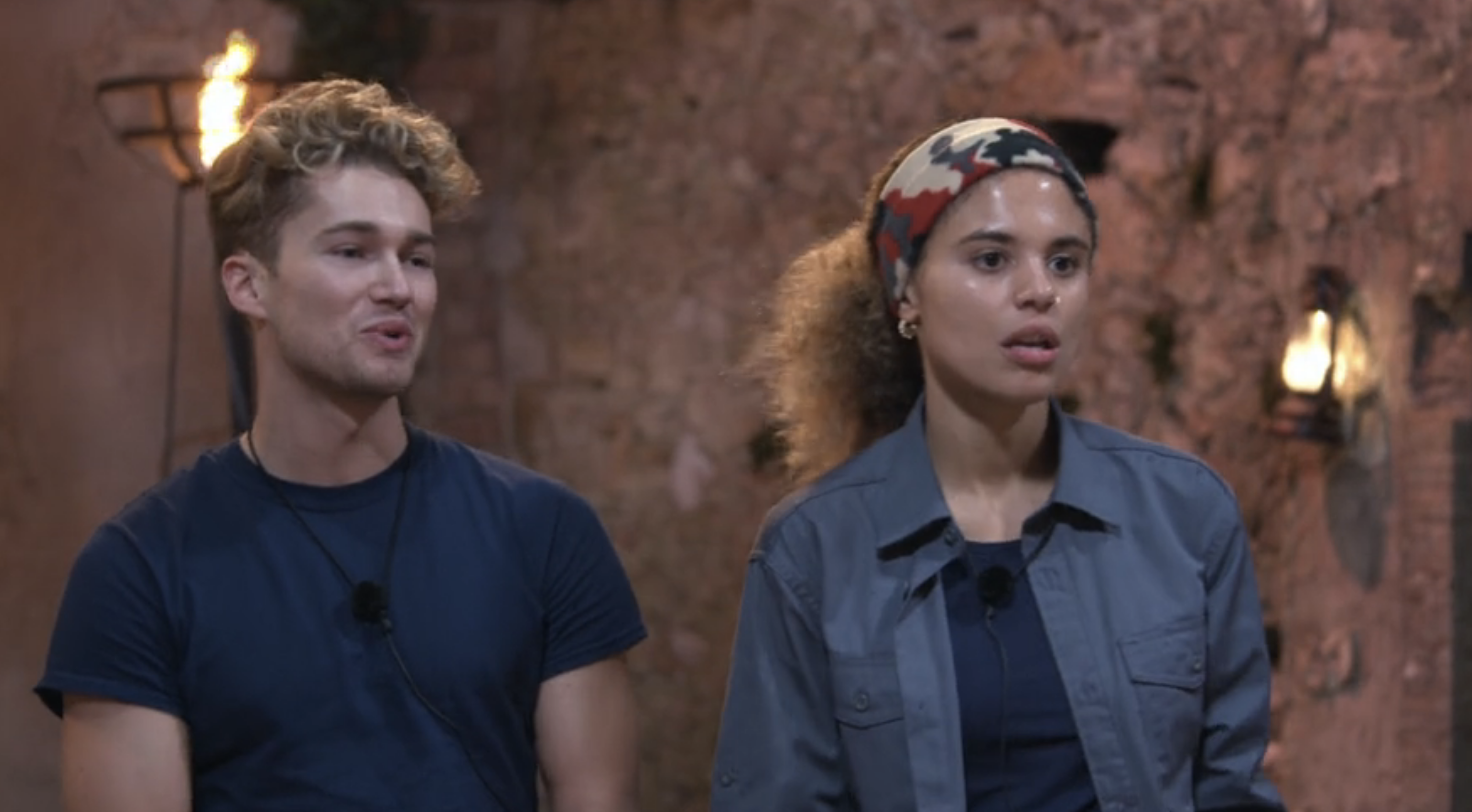 I'm A Celebrity, 2020, pay, paid, cheque, money, celeb, I'm A Celeb, Get Me Out of Here, Jessica Plummer, AJ Pritchard