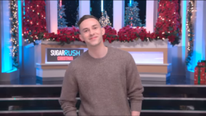 Netflix: Who is Adam Rippon? Meet Sugar Rush Christmas' guest celebrity!