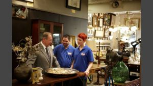 What happened to David Barby? Antique dealer loved by Flog It viewers