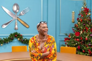BBC: Who is Andi Oliver's partner? Meet The Great British Christmas Menu star's other half!