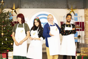BBC: When was the Celebrity MasterChef Christmas special filmed?