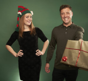 First Dates – Holly's date with Shane proves 'Hollys' aren't all born at Christmas!