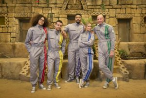 Celebrity Crystal Maze cast 2020: Who will appear on each episode?