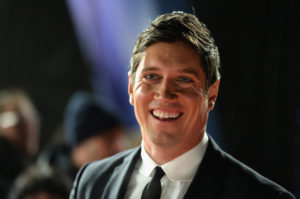 Throwback to Vernon Kay in his modelling days: How the I'm A Celeb star broke into the industry