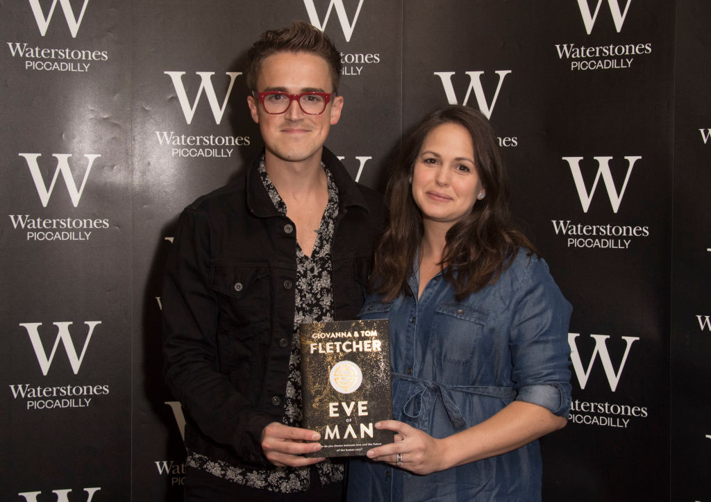 Giovanna Fletcher parents
