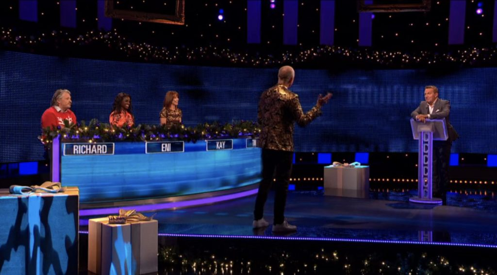 The Chase Celebrity Special 2020