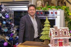 Is James Martin's Christmas Day filmed at his house? ITV festive special airs for first time!