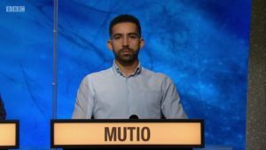 Who is Mutio from Birkbeck? University Challenge star adored by fans!