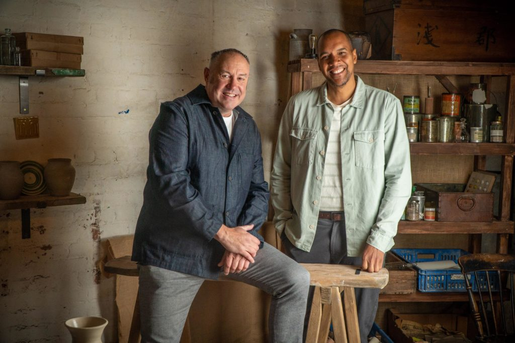 - [ ] great pottery throw down 2021 judges