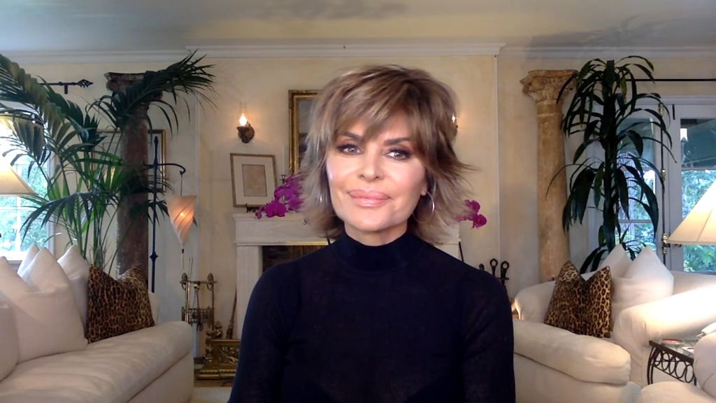 Lisa Rinna before and after pics