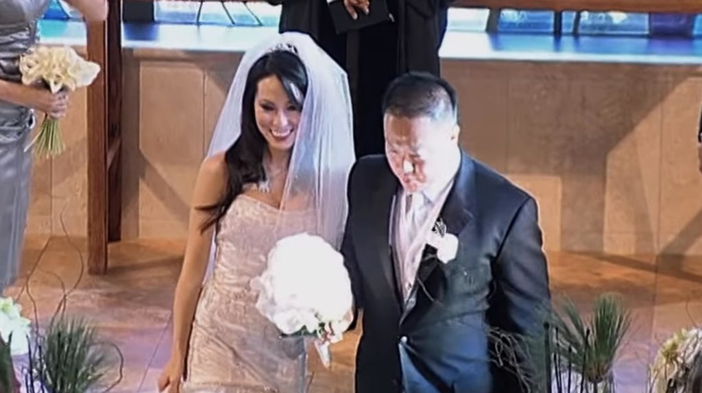 Christine Chiu husband