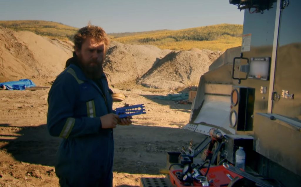 What happened to carl on Gold Rush