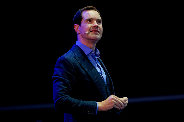 has jimmy carr had plastic surgery