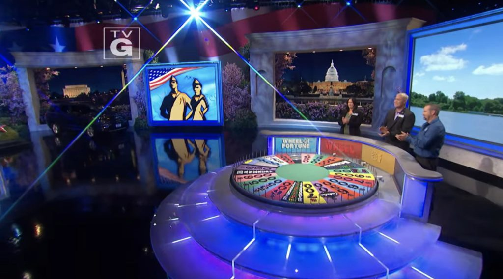 how does wheel of fortune make money
