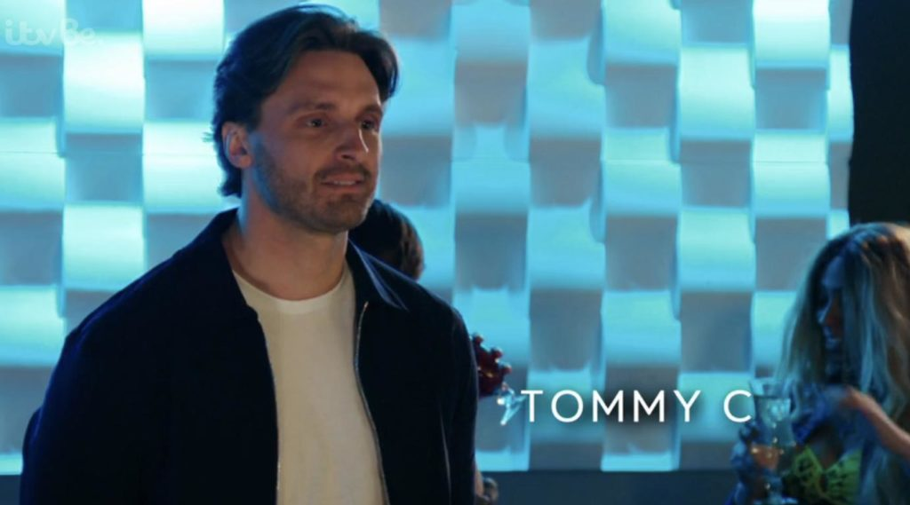 Tommy C TOWIE
