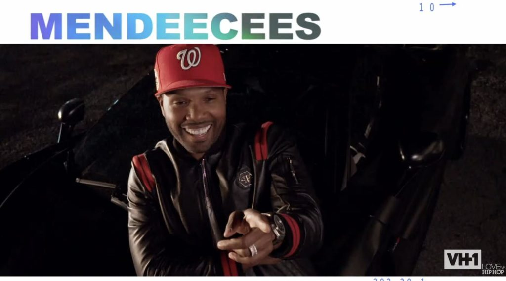 mendeecees love and hip hop