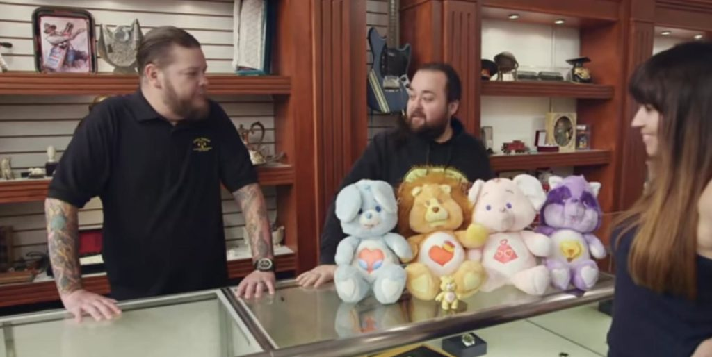 pawn stars chumlee weight loss