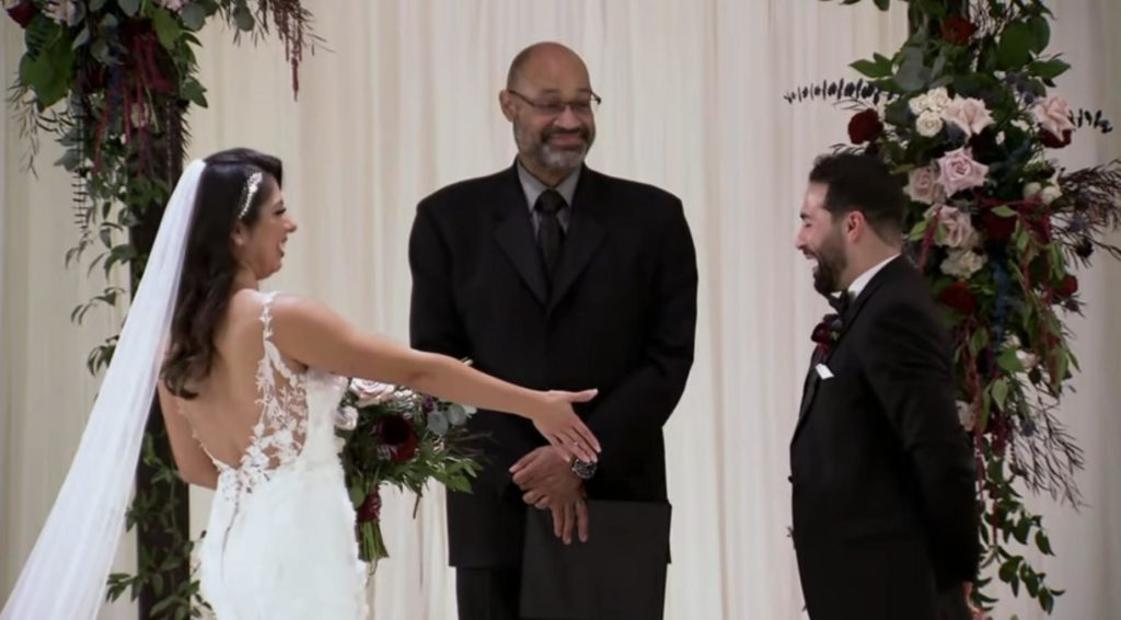 jose married at first sight job